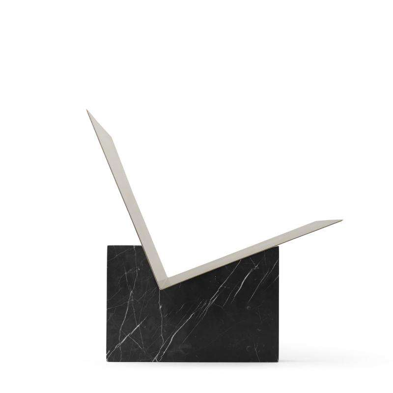 Monuments magazine holder marble