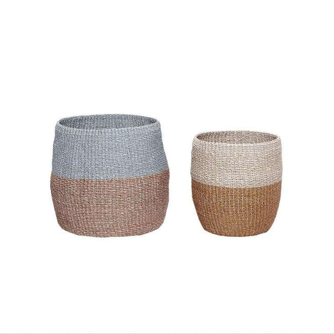 Basket set of 2 pcs