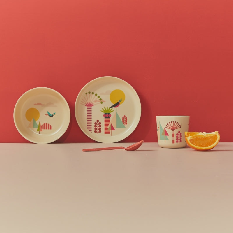 Ekobo bambino kids set trees