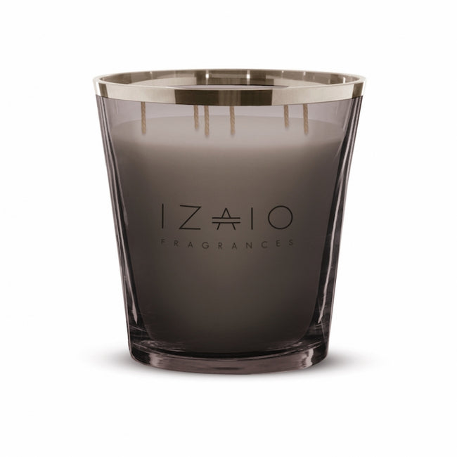 Scented candle Soho Prestige carbon L