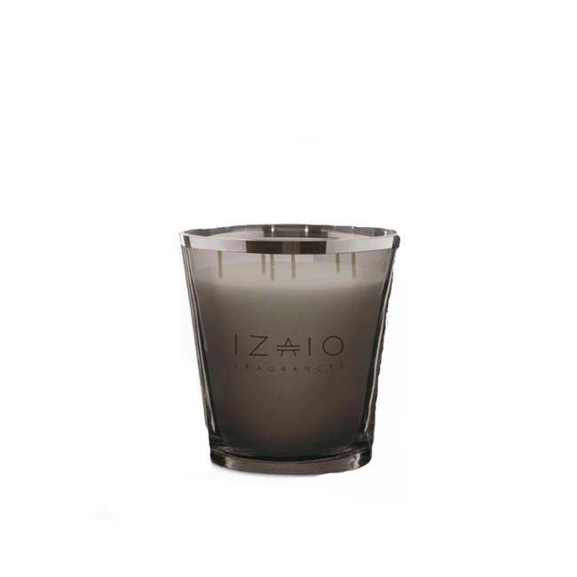 Scented candle Soho Prestige carbon M