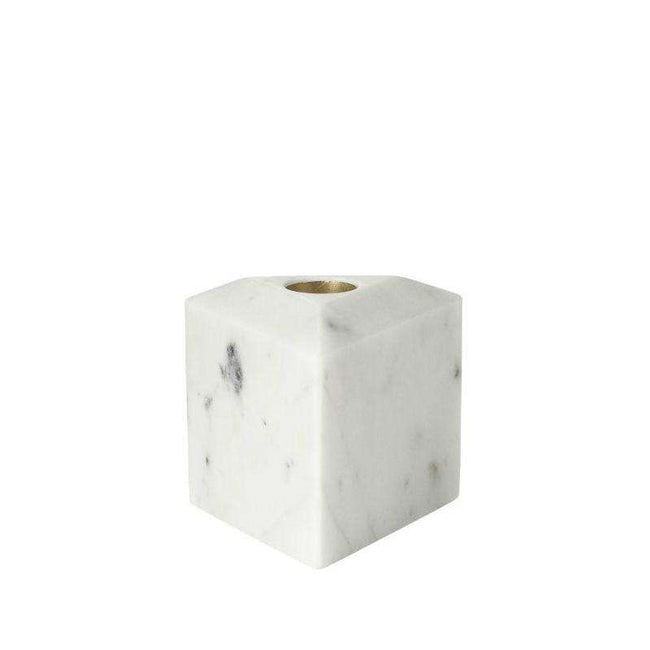 Candle holder marble