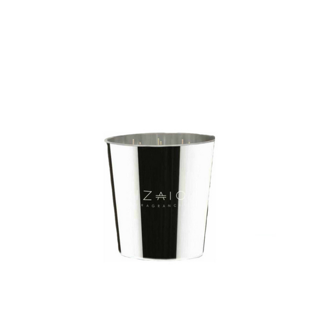 Scented candle Soho Sublime silver M