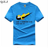 Can't Someone Else Just Do It? Print Short Sleeve T Shirt