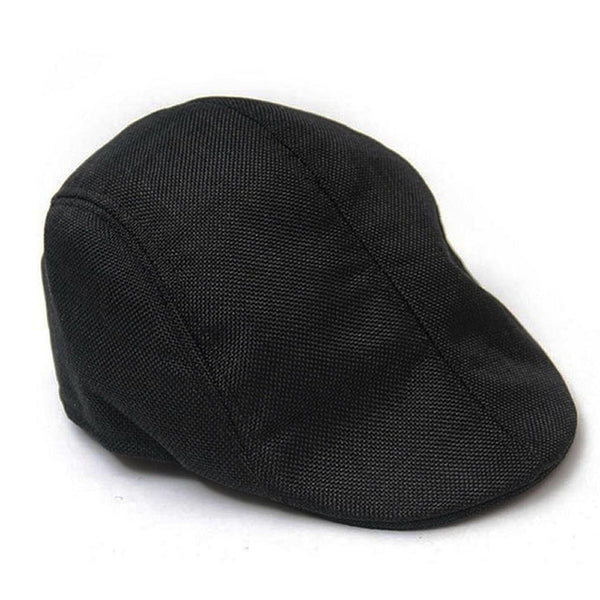 Unisex Duckbill Beret Hat In 6 Colors
