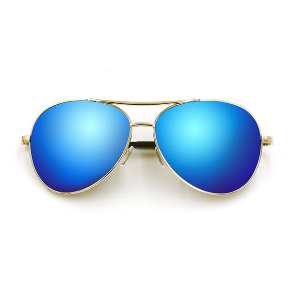 Pilot Style Sunglasses with Photochromic Lenses