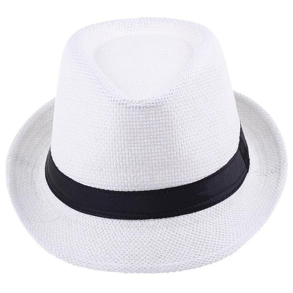 Stylish Straw Hat for the Casual Look