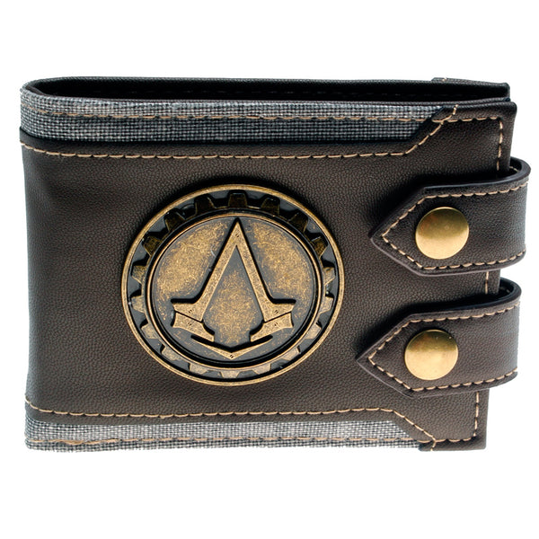 Assassins Creed Mens Wallet High Quality
