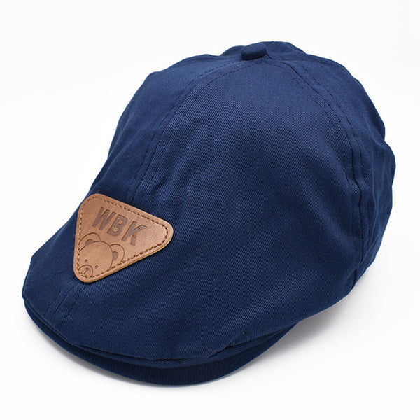 Unisex Beret for Children with Style