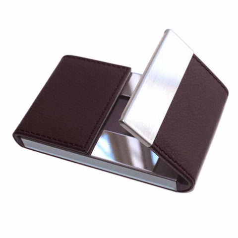 Unisex Business Card Holder in Different Colors