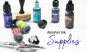 Art With Alcohol Ink | Alcohol Ink Art Supplies