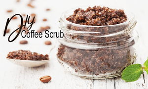 Best DIY Coffee Body Scrub Recipe