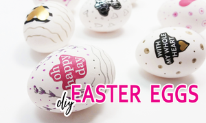 Easter egg diy tutorials
