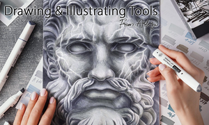 Drawing And Illustrating Tools
