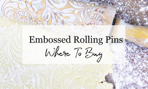 Embossed Rolling Pins