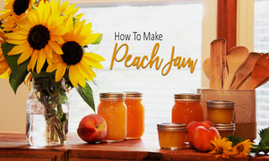 Make Peach Jam | Easy Recipe
