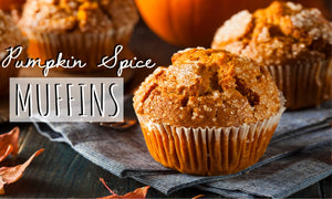 The best pumpkin spice muffins recipe that is easy