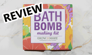 DIY Bath Bombs | Easy Bomb Kit From GROW AND MAKE