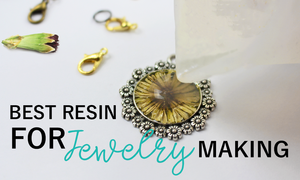 best resin for making jewelry