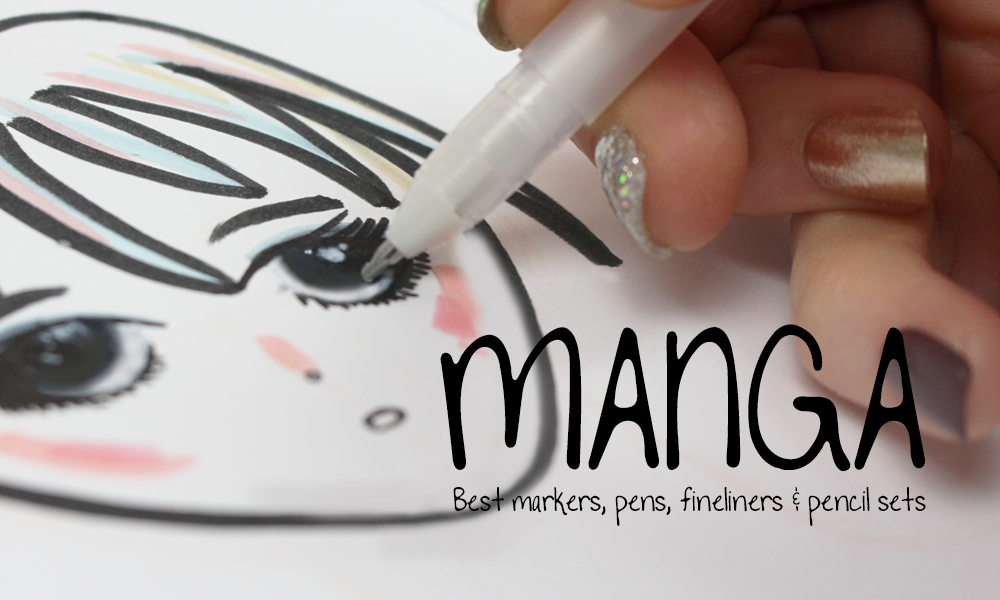 Best Manga 2020.11 Best Markers Pens Colored Pencils For Manga Anime