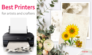 best inkjet printers for artists and crafters