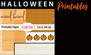 Halloween Printable Paper | Our Top 5 Picks