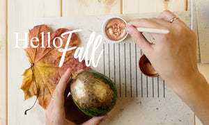 Fall Craft Ideas & Supply List