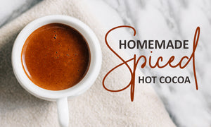How to make spiced hot cocoa