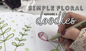 how to draw a rose tutorial with video