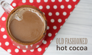 old fashioned hot cocoa recipe