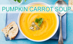 best pumpkin carrot soup recipe