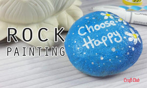 rock painting tutorials