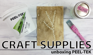 Masking Fluid | PEEL-TEK 150 | Unboxing Video