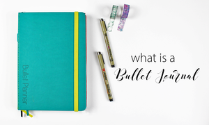 What Is A Bullet Journal | Bullet Journal Supply List