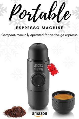 Portable Espresso For Travelling