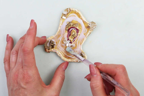 How to make a geode