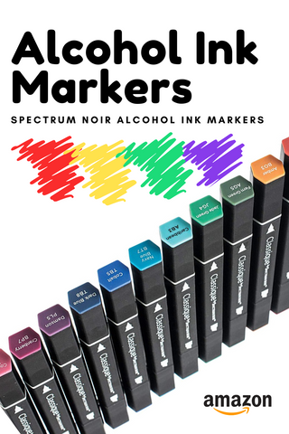 Alcohol Ink Markers