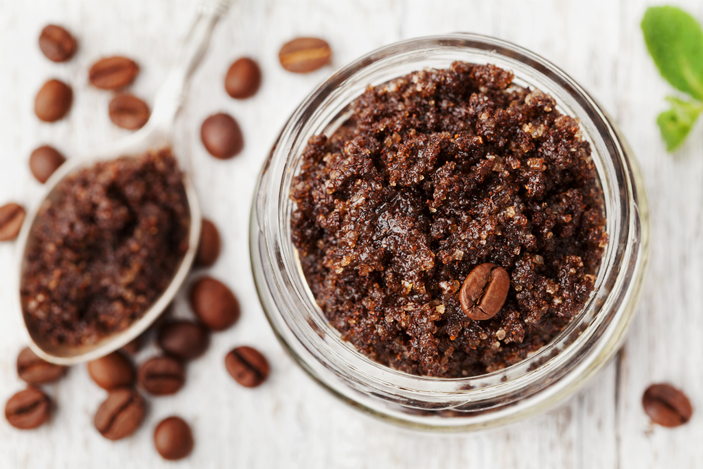 How To Make Coffee Scrub