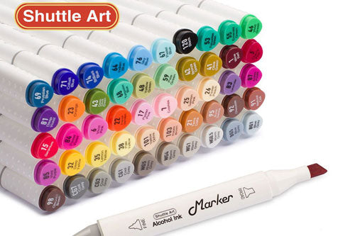 Best Art Markers Shuttle Art Markers