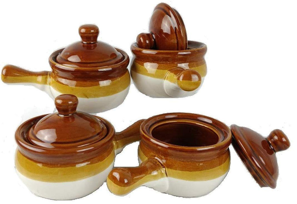 French onion soup oven-safe bowls