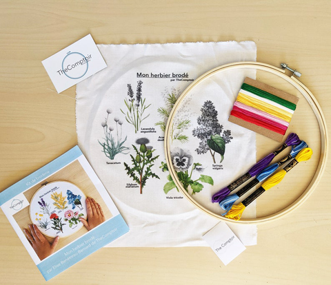 Craft Kit For Embroidery Artists