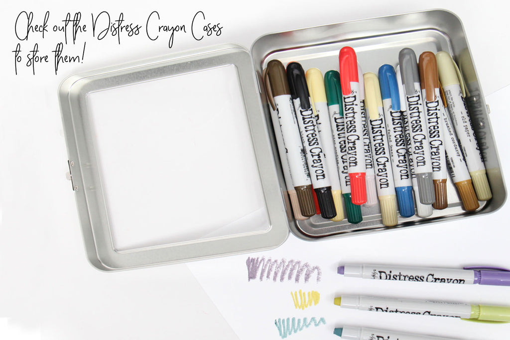 Distress Crayon Cases Available here