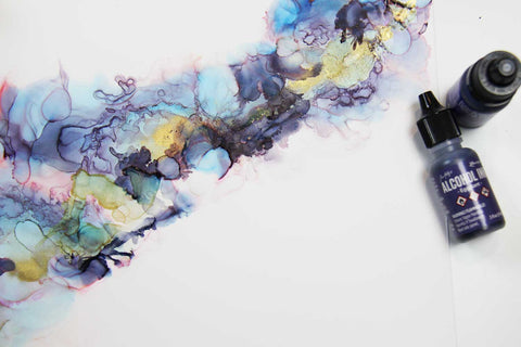 Where To Get Alcohol Ink