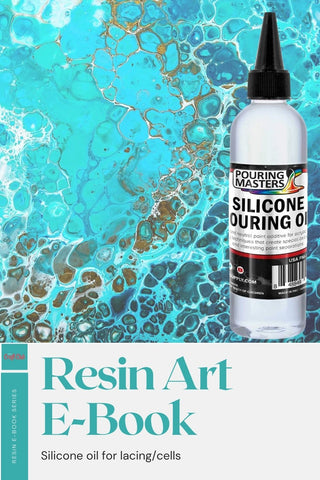 Make lacing and cells in resin with this
