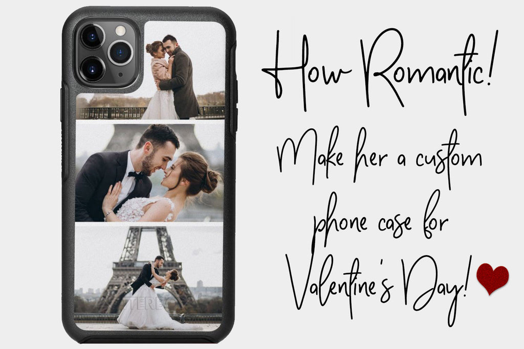 Custom phone case gift idea from Zazzle