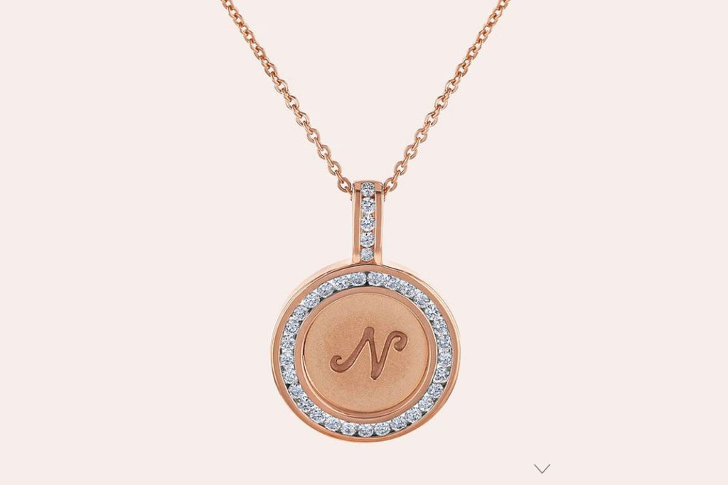 Valentine's Day necklace for her