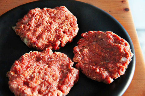 Best Hamburger Patty Recipe