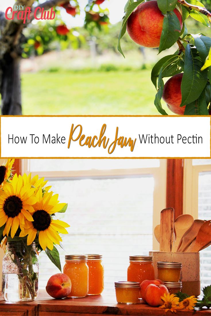 How to make the best peach jam