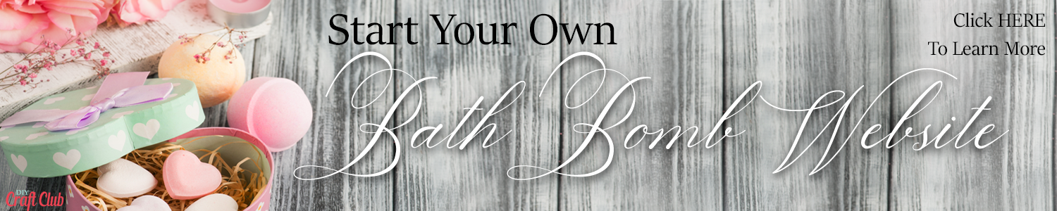 Start your Own Bath Bomb Website Today!