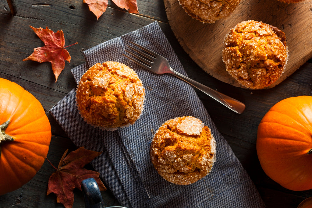The best pumpkin spice muffin recipe